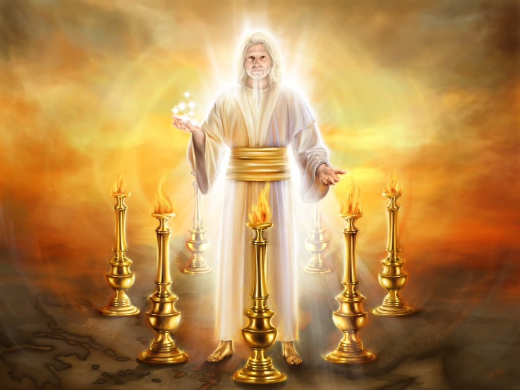 The Seven Golden Lampstands – A Solemn Warning for All Churches