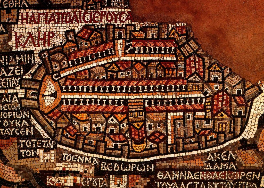 The Lost Temples Found Part 3 – Jerusalem Pilgrims and What They Saw